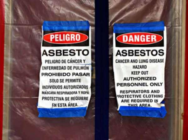 Asbestosis Reclamacion