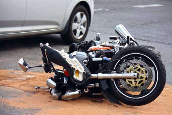 Accidentes de Moto