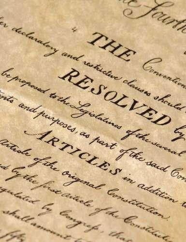 4 preguntas sobre la Constitución