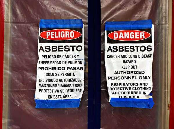 Disminucion de Asbesto